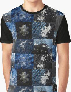 Snowflake Sampler Graphic T-Shirt