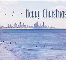 Merry Christmas from Across the Ocean by Victoria Nelson