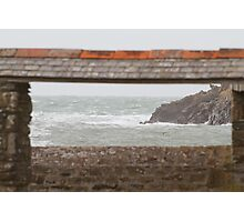 Port Quin in Cornwall Photographic Print