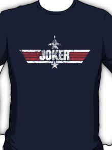 Custom Top Gun Style Style - Joker T-Shirt