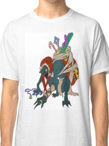 Diablo 3 Santa Christmas Goblin Classic T-Shirt