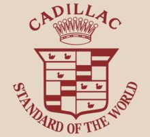 Cadillac Standard of The World by Thomas Cicily