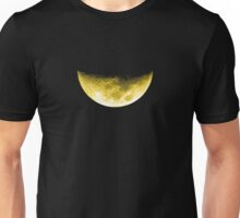 Almost Half Cheesy Moon Setting Unisex T-Shirt