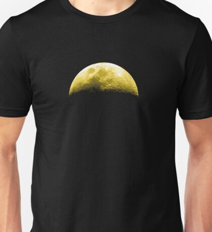 Almost Half Cheesy Moon Rising Unisex T-Shirt