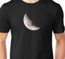 Almost Half Moon 45 Unisex T-Shirt