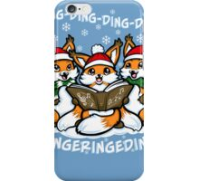 """What does the Fox Sing""  (iPhone case2) iPhone Case/Skin"