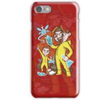 The Legend of Heisenberg iPhone Case/Skin