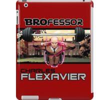 Flex-Men: Brofessor Charles Flexavier iPad Case/Skin