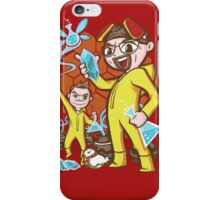 """The Legend of Heisenberg"" iPhone Case/Skin"