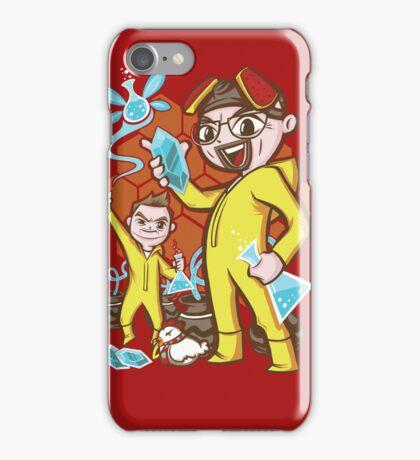 """The Legend of Heisenberg"" iPhone Case/Skin"