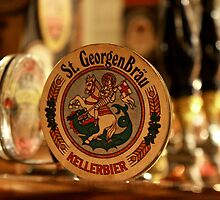 Charlie's Bar - St.GeorgenBrau - Kellerbier by rsangsterkelly