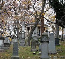 Oak Hill Cemetery by Kelly Morris