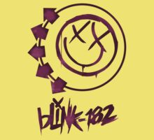 Blink 182 tee! by hooluwan