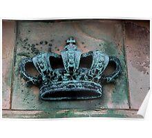 Copenhagen Crown Poster