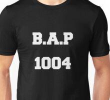 B.A.P 1004 - White Unisex T-Shirt