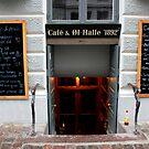 Cafe & Ol-Halle, Copenhagen  by rsangsterkelly