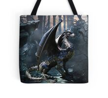 Dragons Of The Apocalypse Tote Bag