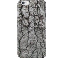 "Real Tree Design for Hunting & Shooting ""Tree Bark"" #2 iPhone Case/Skin"