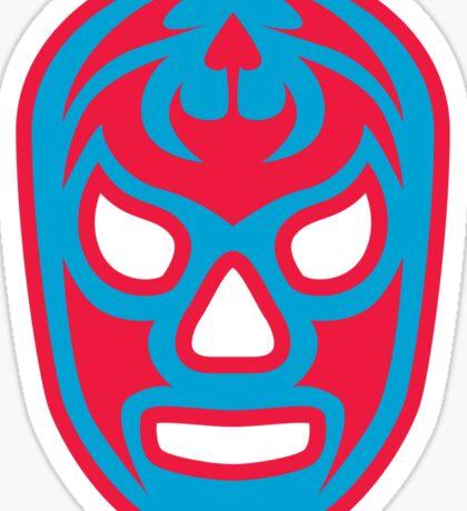 Luchador - Santo Misterio Sticker