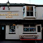 The Basketmakers Arms, Brighton by rsangsterkelly