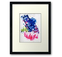 Leaning Tower Comune di Pisa Framed Print
