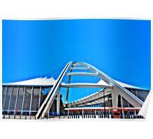 Moses Madhiba Stadium Poster