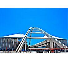 Moses Madhiba Stadium Photographic Print