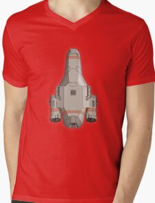 The Kestrel Mens V-Neck T-Shirt