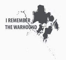 Warhound - I remember by John-Paul Williams