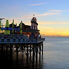 Amusements on the Pier by rsangsterkelly