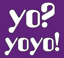 Yo  Yoyo decoration Clothing & Stickers by goodmusic