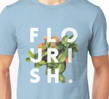 Flourish #redbubble #home #designer #tech #lifestyle #fashion #style Unisex T-Shirt