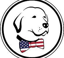 Classy American Dog by ericbracewell