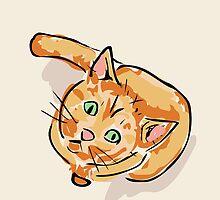 Ginger Tom  by Beshlie