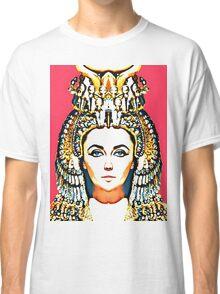 Elizabeth Taylor, alias in Cleopatra Classic T-Shirt
