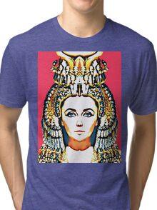 Elizabeth Taylor, alias in Cleopatra Tri-blend T-Shirt