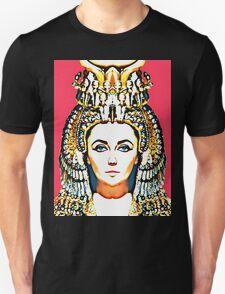 Elizabeth Taylor, alias in Cleopatra Unisex T-Shirt
