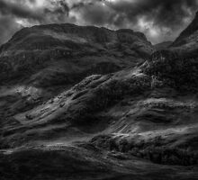 Glencoe Highlights by Alan E Taylor
