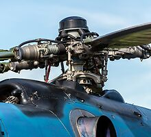 Helicopter engine. by FER737NG