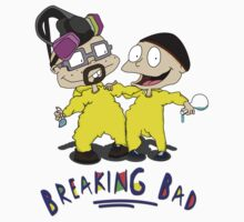 Rugrats/Breaking Bad - Chefs by Mitch Buckley