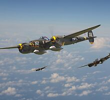 P38 Lightning - Pacific Patrol by warbirds