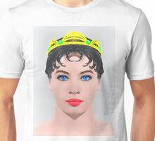 Leslie Caron, alias in The Glass Slipper Unisex T-Shirt