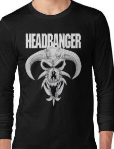Headbanger Demon Skull Long Sleeve T-Shirt