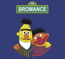 The Bromance of Ernie & Bert by Madison Bailey