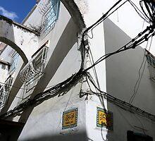 Where Gaza and Ramallah intersect by Ren Provo
