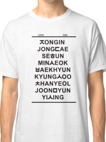 love exo Classic T-Shirt