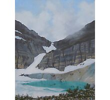 Grinnell Glacier Photographic Print