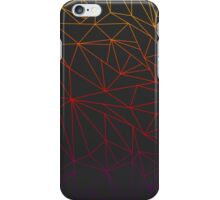 FADE WEB iPhone Case/Skin