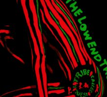 a tribe called quest the low end theory Sticker