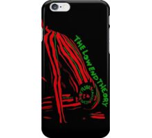 a tribe called quest the low end theory iPhone Case/Skin